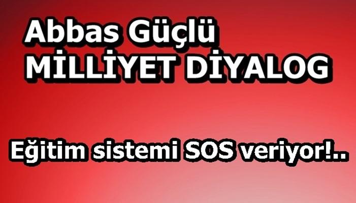 Eğitim sistemi SOS veriyor!..