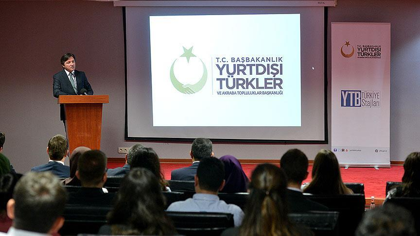 Türkiye Stajları programı başladı