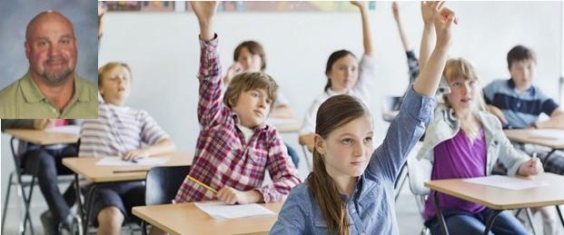 Öğrencilerine Ders Dinletmek İçin Sınıfa Jammer Kurdu!