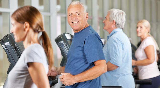 Düzenli egzersiz kalp krizi riskini azaltıyor