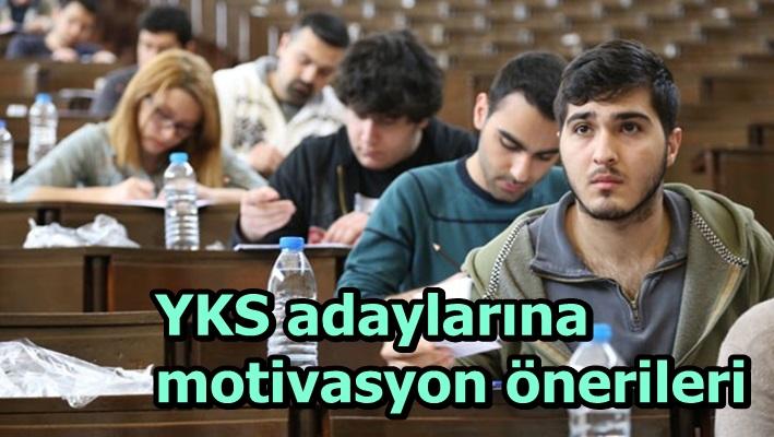 YKS adaylarına motivasyon önerileri