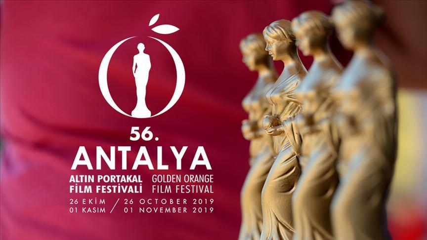 56. Antalya Altın Portakal Film Festivali'ne başvurular başladı