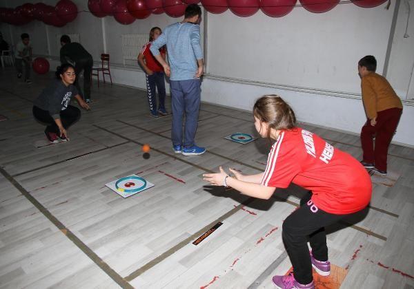 Sporda yeni heyecan: Hemsball