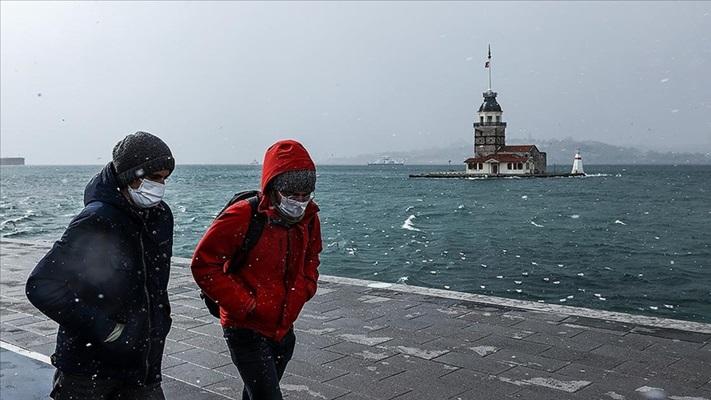 Trakya geneli ve İstanbul için fırtına uyarısı