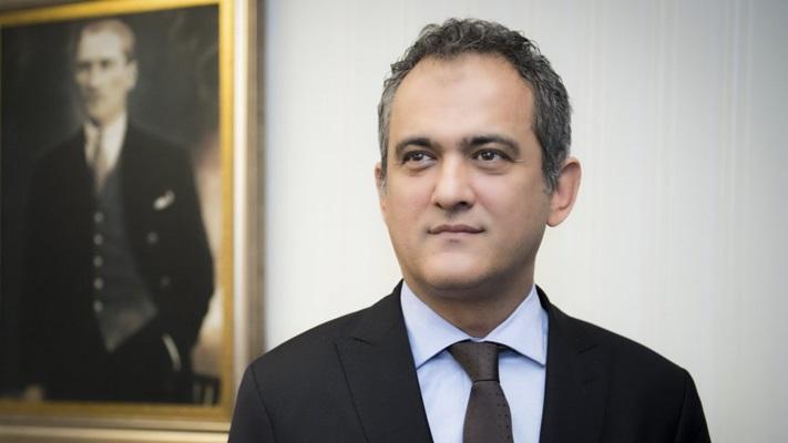 Millî Eğitim Bakanı Mahmut  ÖZER bugün İstanbul'da