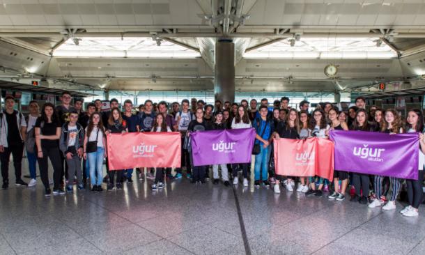 Uğurlu Öğrenciler, Dünyanın Saygın Lise ve Üniversitelerinden Kabul Aldı!