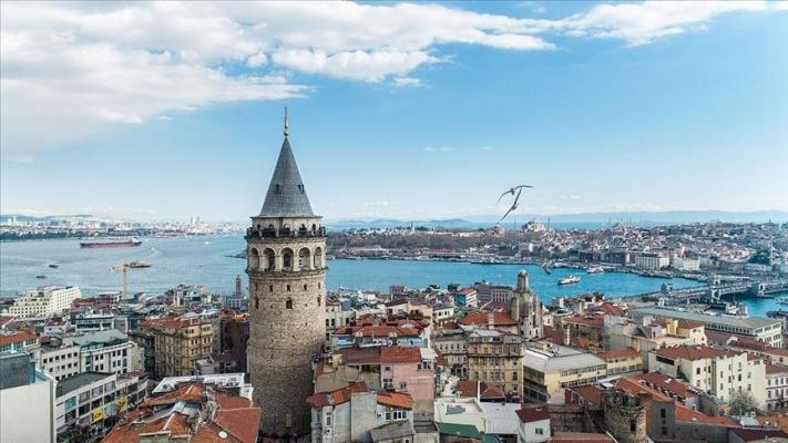 İstanbul 12 milyon 690 bin yabancı turist ağırladı