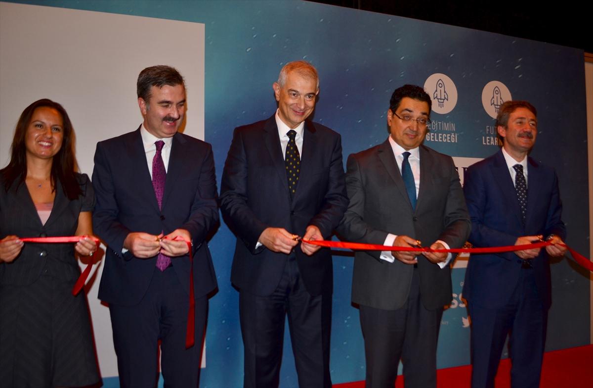 """""""Eğitim Teknolojileri ve Çözümleri Fuarı - GESS Turkey"""" İstanbul'da başladı"""