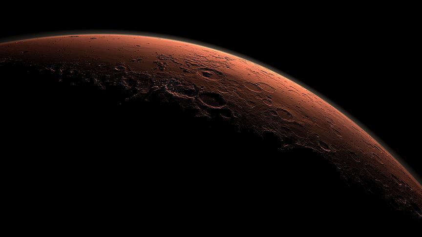 Mars'ın buzul çağında metan gazıyla ısındığı ileri sürüldü