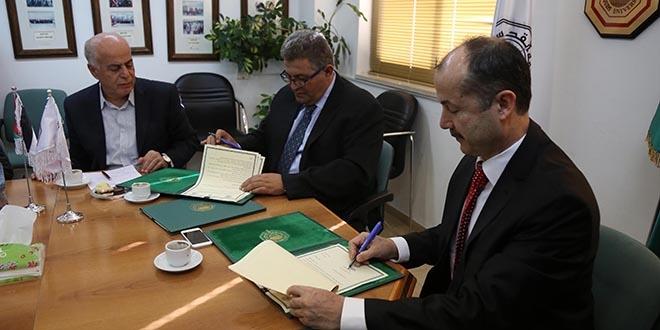 Kudüs Üniversitesi'ne 'Türkoloji Bölümü' açılacak