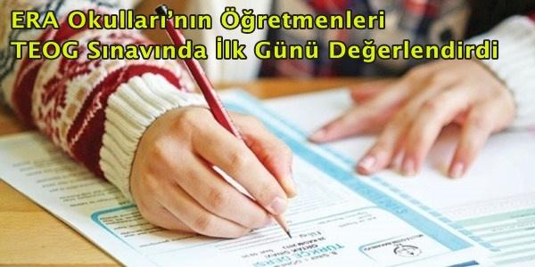 Türkçe'de dilbilgisi soruları eleyici; Matematik geçen yıllara göre kolaydı