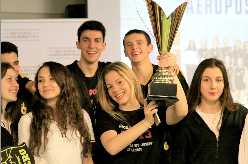 ÖzÜ Cup 2014'ün Şampiyonları Belli Oldu