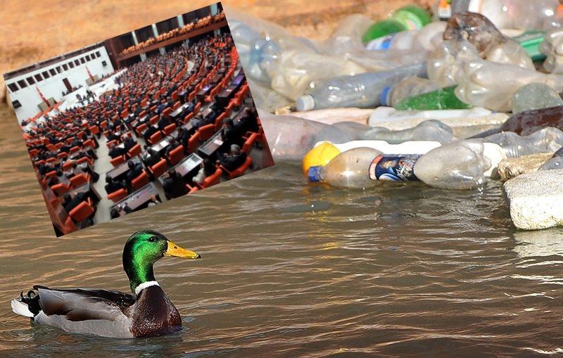 Tek Kullanımlık Plastikler Yasaklansın!