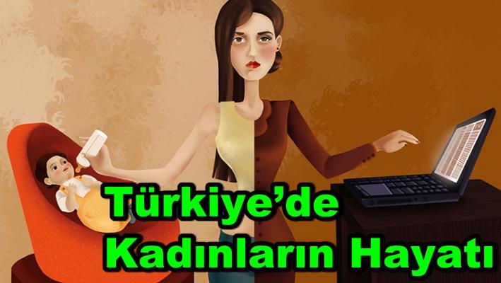 Türkiye'de Kadınların Hayatı