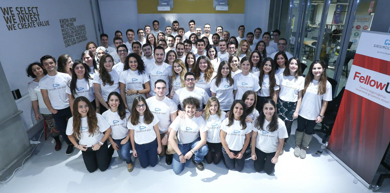 Genç girişimciler için Fellow Programı başvuruları başladı!
