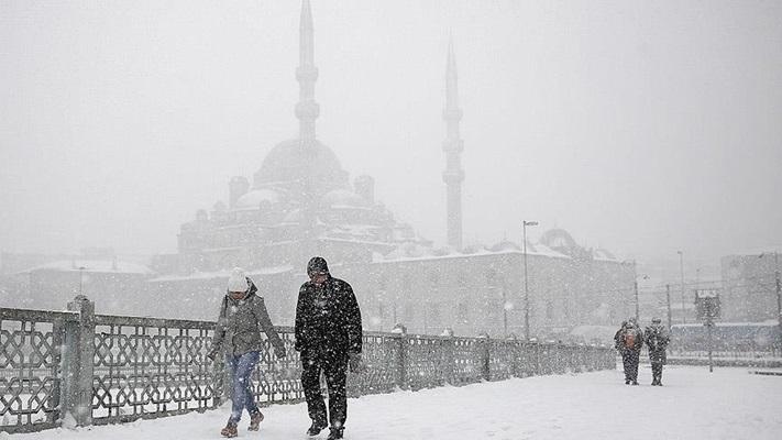 İstanbul Valiliğinden buzlanma ve don uyarısı
