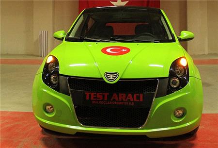 Başbakan Tavsiyesiyle Elektrikli Otomobil Ürettiler