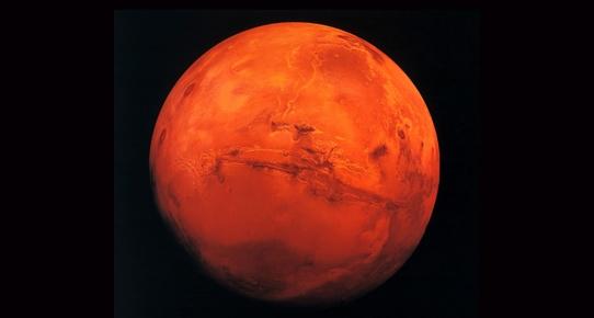 'Kızıl Gezegen' Mars aslında kızıl değilmiş!