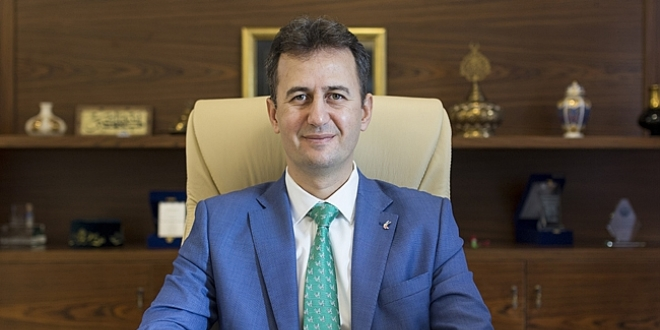 GTÜ Rektörü Görgün'e 'Yılın Rektörü' ödülü