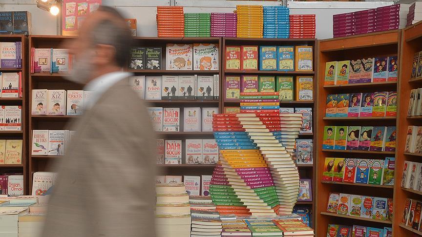Ağustos ayında 270 milyon 295 bin 600 kitap yayımlandı