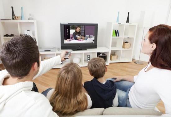 Türkiye'nin etkinliği televizyon izlemek
