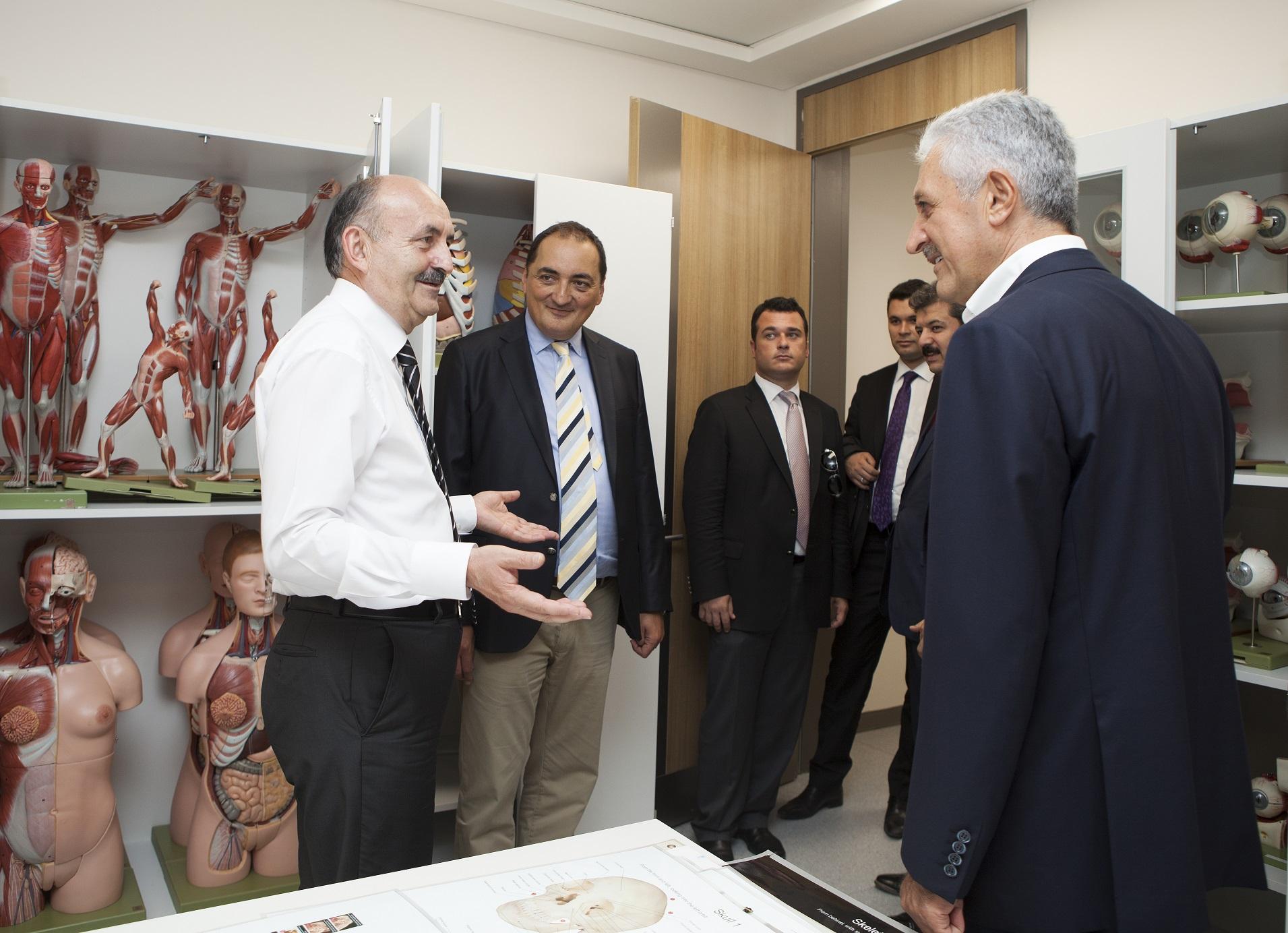 'SİMÜLASYON MERKEZİ, SON DERECE HEYECAN VERİCİ'