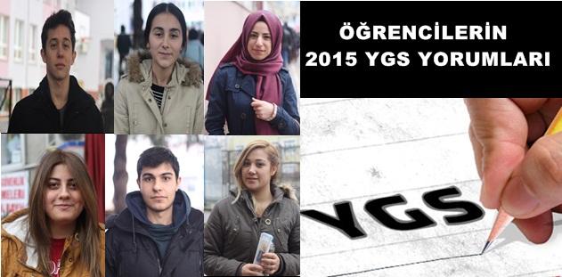 Öğrencilerin Çarpıcı YGS Yorumları