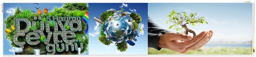 5 Haziran Dünya Çevre Günü