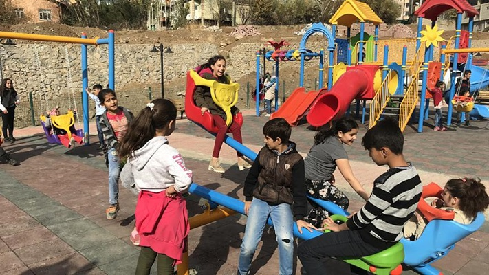 Çocuk parkları zehirsiz olsun