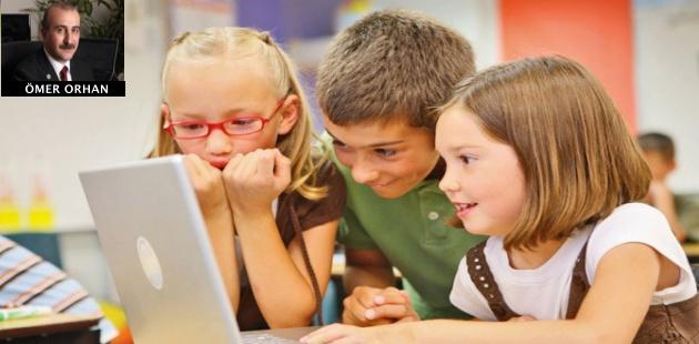 Sosyal olsunlar istenirken asosyal olan çocuklar ve sorumluları…