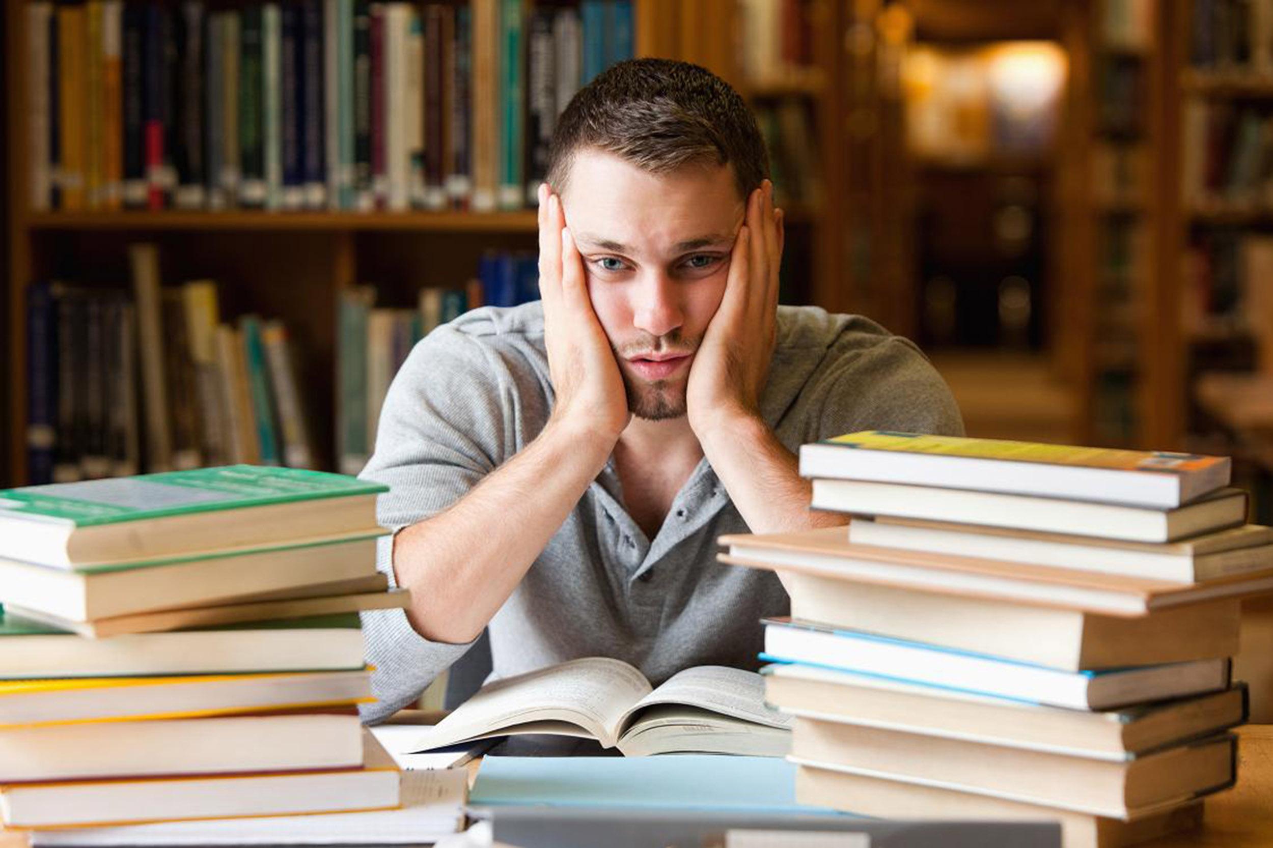 Dikkat! Sınav Stresi Başarınızın Önüne Geçmesin