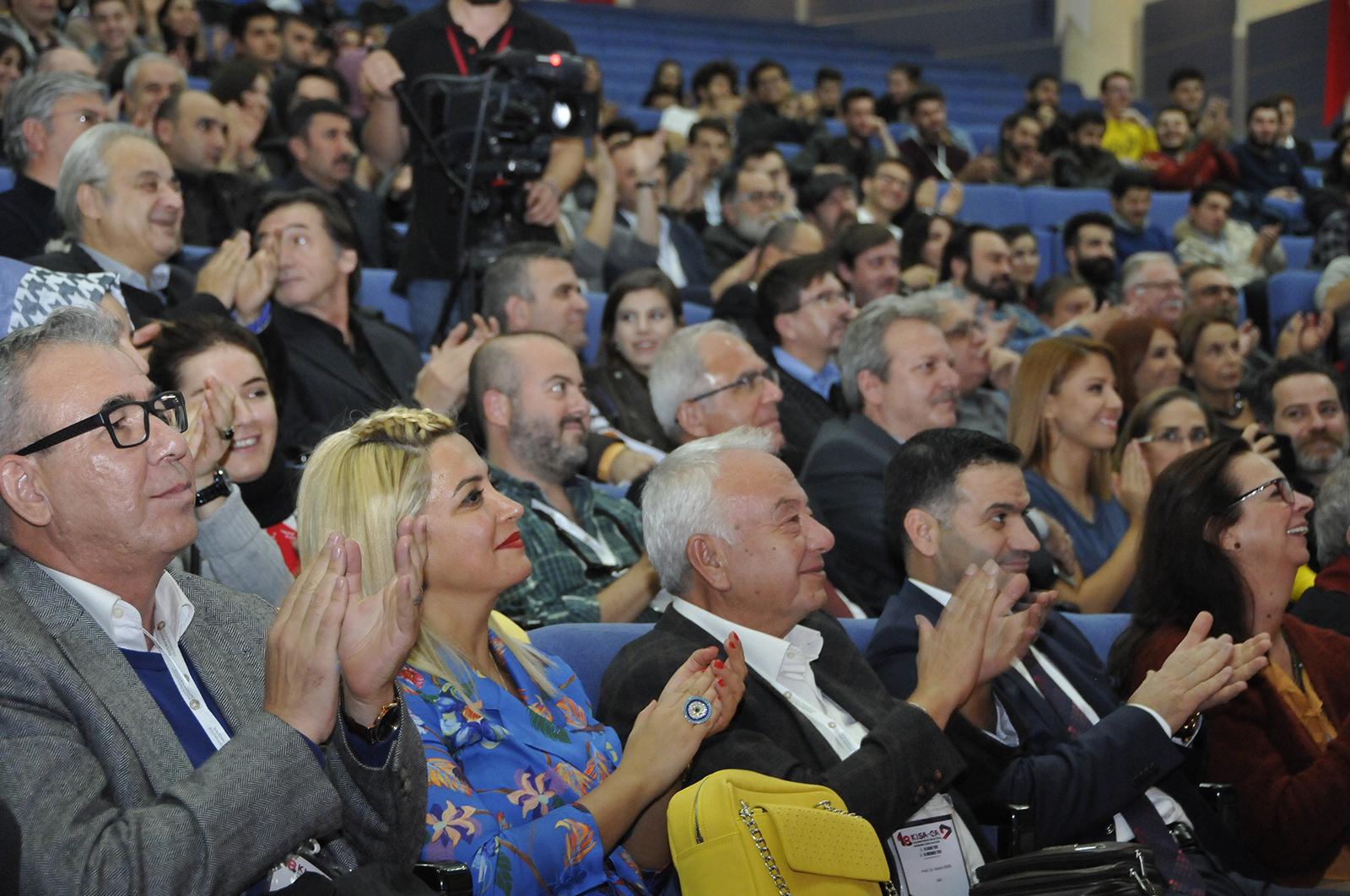 """""""18. Uluslararası """"Kısa-Ca Öğrenci Filmleri Festivali"""" Başladı"""