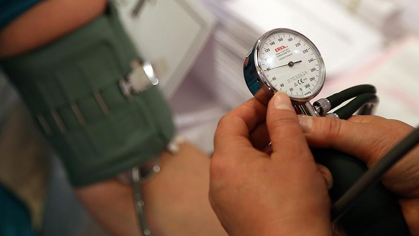 'Türkiye'de insanların yüzde 40'ı hipertansiyon hastası'