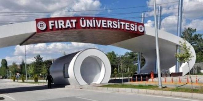 Fırat Üniversitesi'nde 17 öğretim elemanı ve 2 personel açığa alındı
