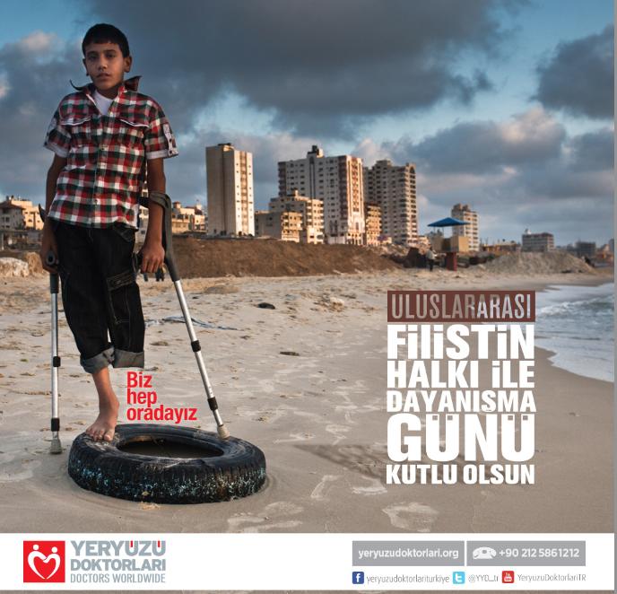 Yeryüzü Doktorları, Gazze için Gönüllü Sağlık Ekipleri kuruyor