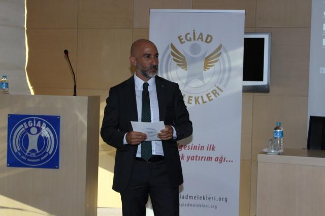 EGİAD Melekleri Girişimcilik Sezonunu Başlattı