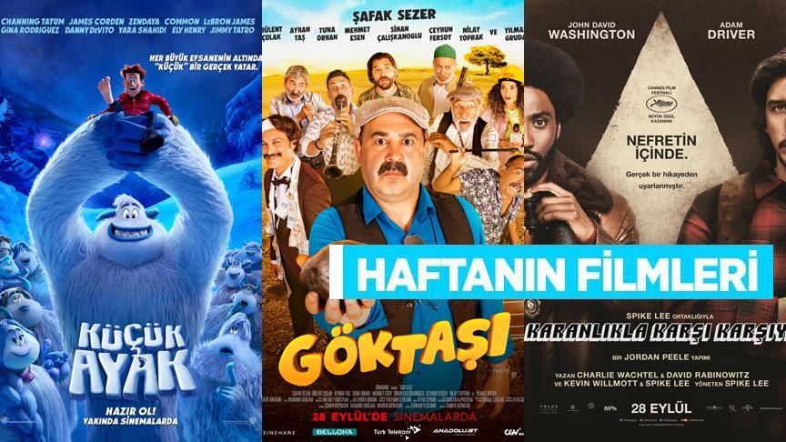 Bu hafta 12 film vizyona giriyor!