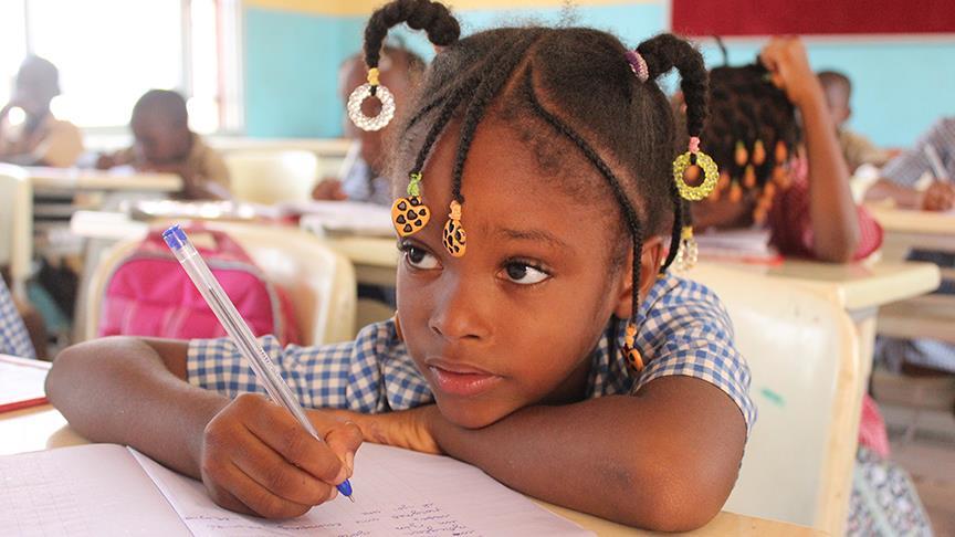 'Maarif Vakfı Senegal'de kaliteli eğitim vermek istiyor'