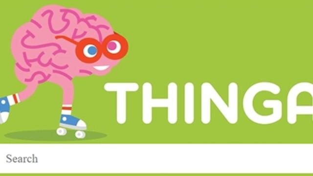 Çocuklar için arama motoru: Thinga