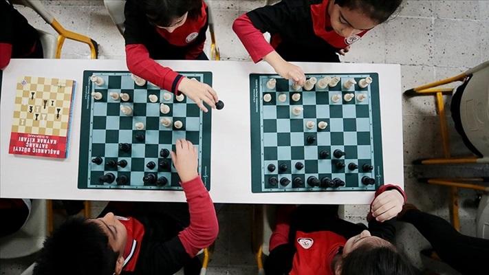 Türkiye Satranç Öğreniyor Adım-2 Projesi kapsamında satranç eğitimi verilecek