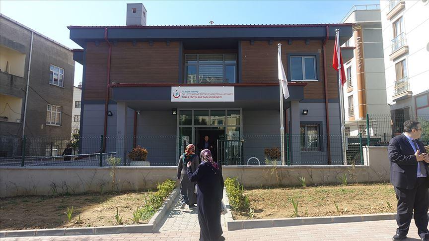 İstanbul'a 20 butik tipi aile sağlık merkezi yapıldı