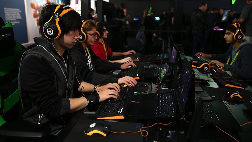 Elektronik oyunlar olimpiyat yolunda