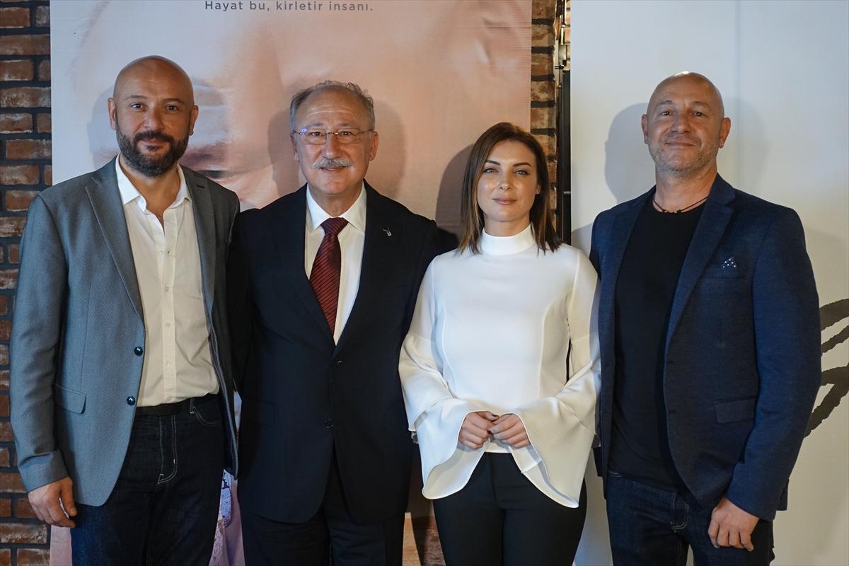 Çağan Irmak'ın yeni filminin ilk gösterimi yapıldı