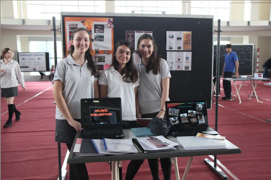 Liseli gençlerden ilginç projeler