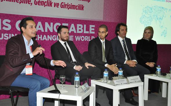 """Genç MÜSİAD Oturumunda Gündem """"Dijital Girişimcilik"""""""