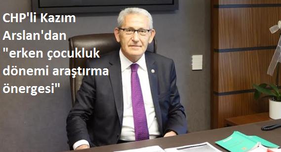 """""""ÇOCUKLARA HER 1 LİRALIK EĞİTİM YATIRIMI, 7 LİRAYLA GERİ DÖNECEK"""""""