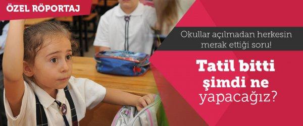 Okullar Açılırken Ailelerin Stresi Çocuklara Nasıl Yansıyor?
