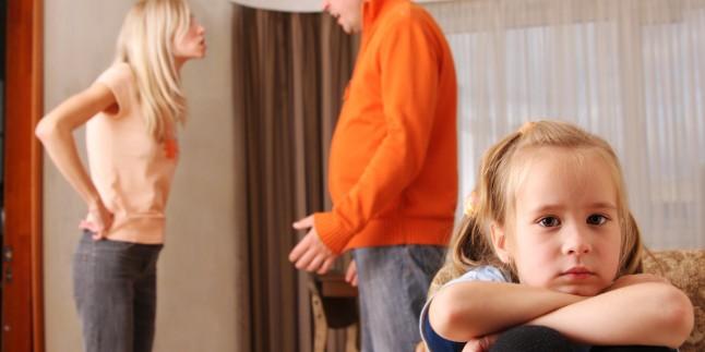 Boşanma olaylarından son 1 yılda 110 bin çocuk etkilendi