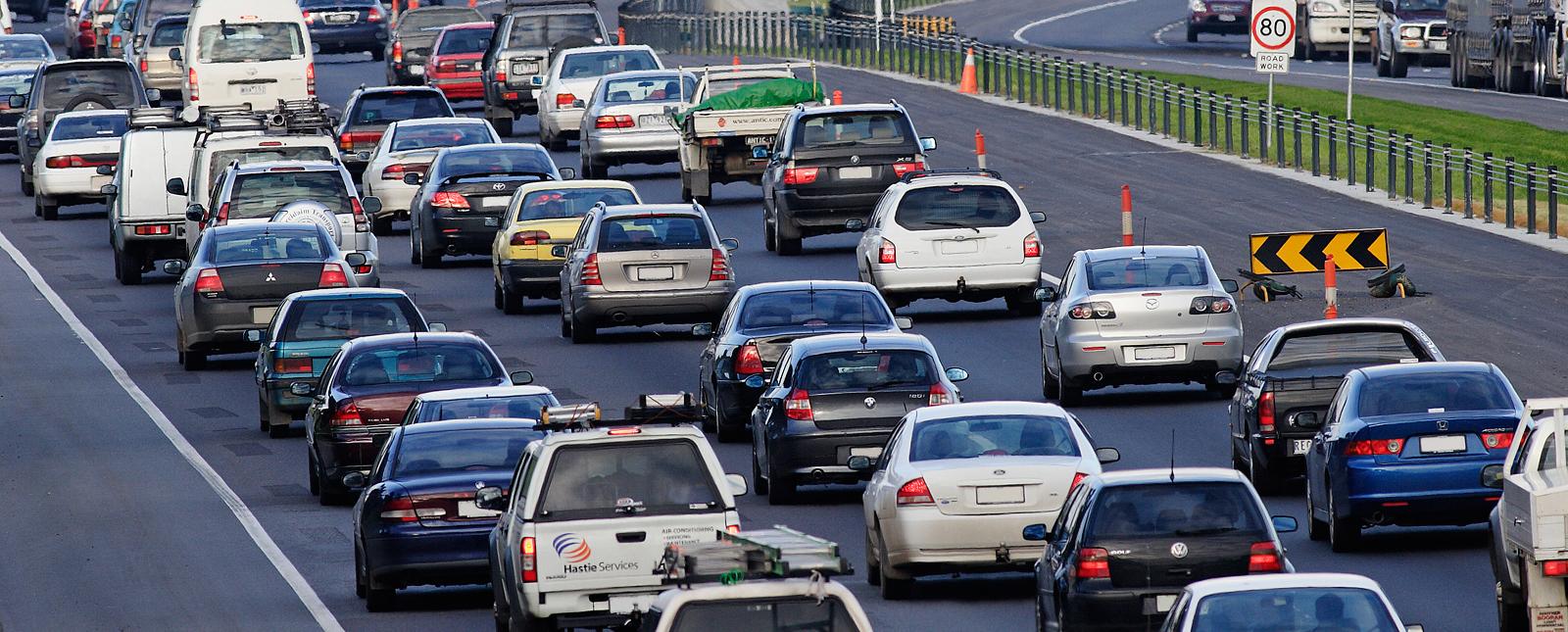 10 bin araç daha trafiğe çıktı!
