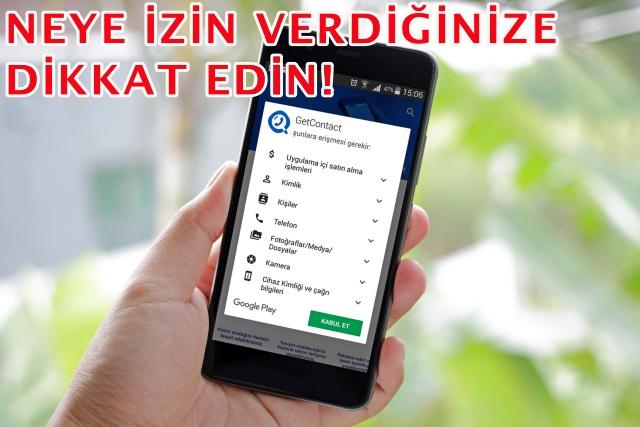 """CEPTE """"İZİNLİ"""" TEHLİKE"""